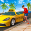 City Taxi Driving Sim 2020: Free Cab Driver Games