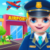 Airport Manager : Adventure Airline Game