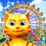 Cat Theme & Amusement Park Fun
