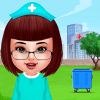 Hospital Cleaning Game - Keep Your Hospital Clean
