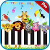 Baby Piano Animal Sounds For Kids