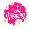 Good Morning Stickers for WhatsApp, WAStickerApps