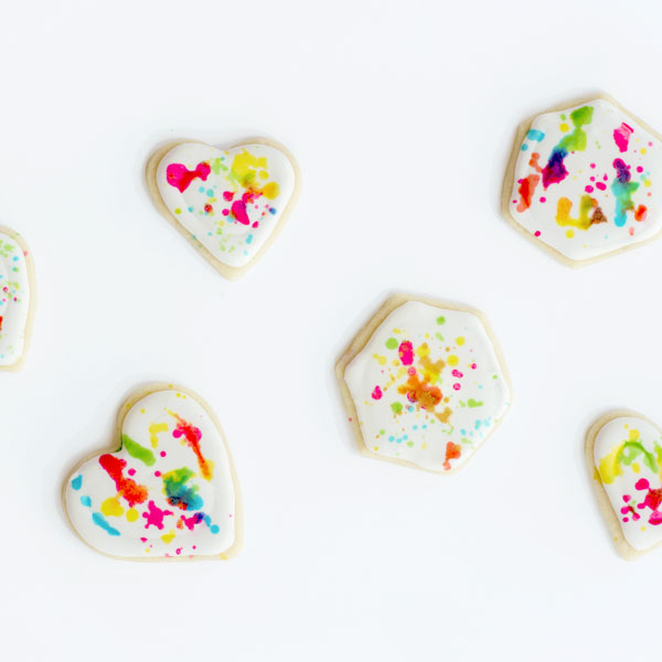 Royal icing cookie paint recipe