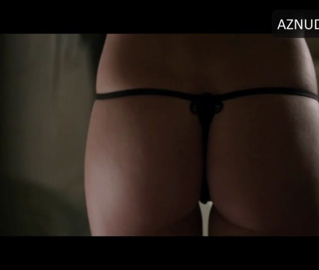 Shantel Vansanten Butt Thong Scene In Something Wicked Aznude