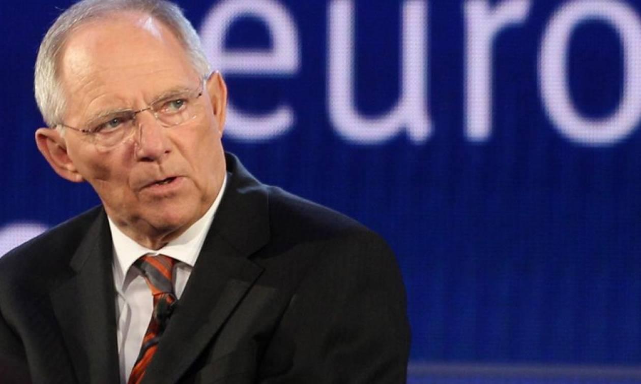 Ξεδιάντροπη δήλωση Σόιμπλε: Η Ελλάδα δεν είναι κράτος