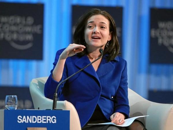 Why Sheryl Sandberg Won't Leave Facebook (NASDAQ: FB) For ...