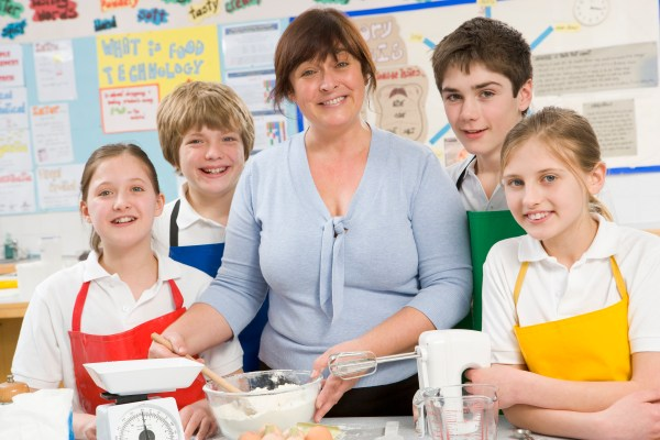How to Engage Your Students in Healthy, Hands-On Cooking ...