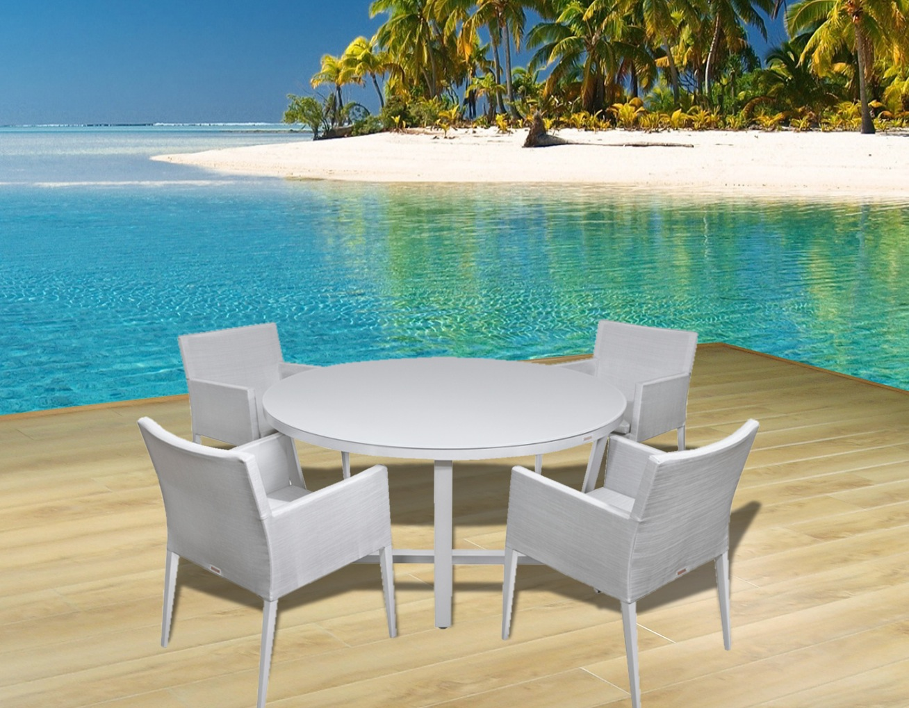 contemporary patio furniture Modern Outdoor Patio Furniture, Dining Sets, Contemporary