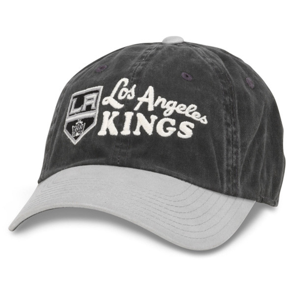 American Needle LA Kings Old School Baseball Cap