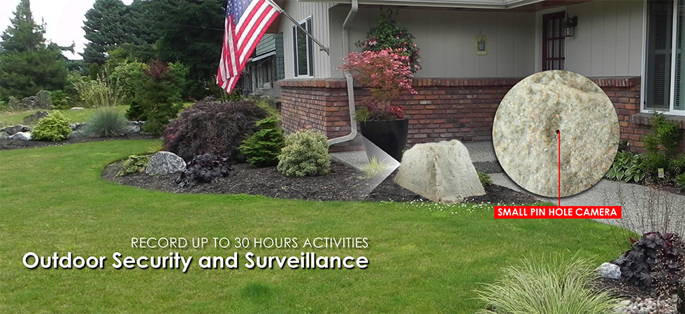 Operated Security Battery Home Systems