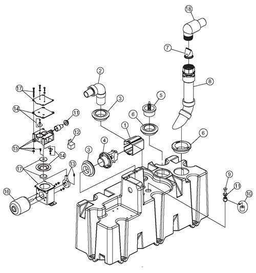 VacuFlush® - VHT - Vacuum Holding Tank - Vacuum Holding ...