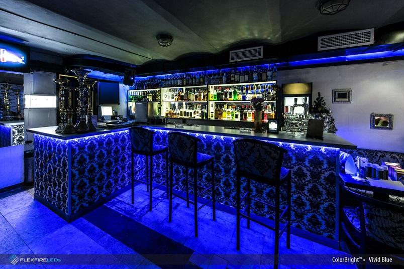Colored Led Light Bar