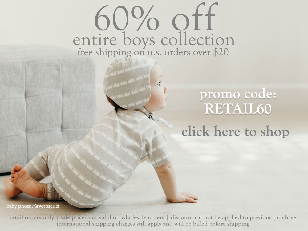 Boys Blue Piped Pajamas