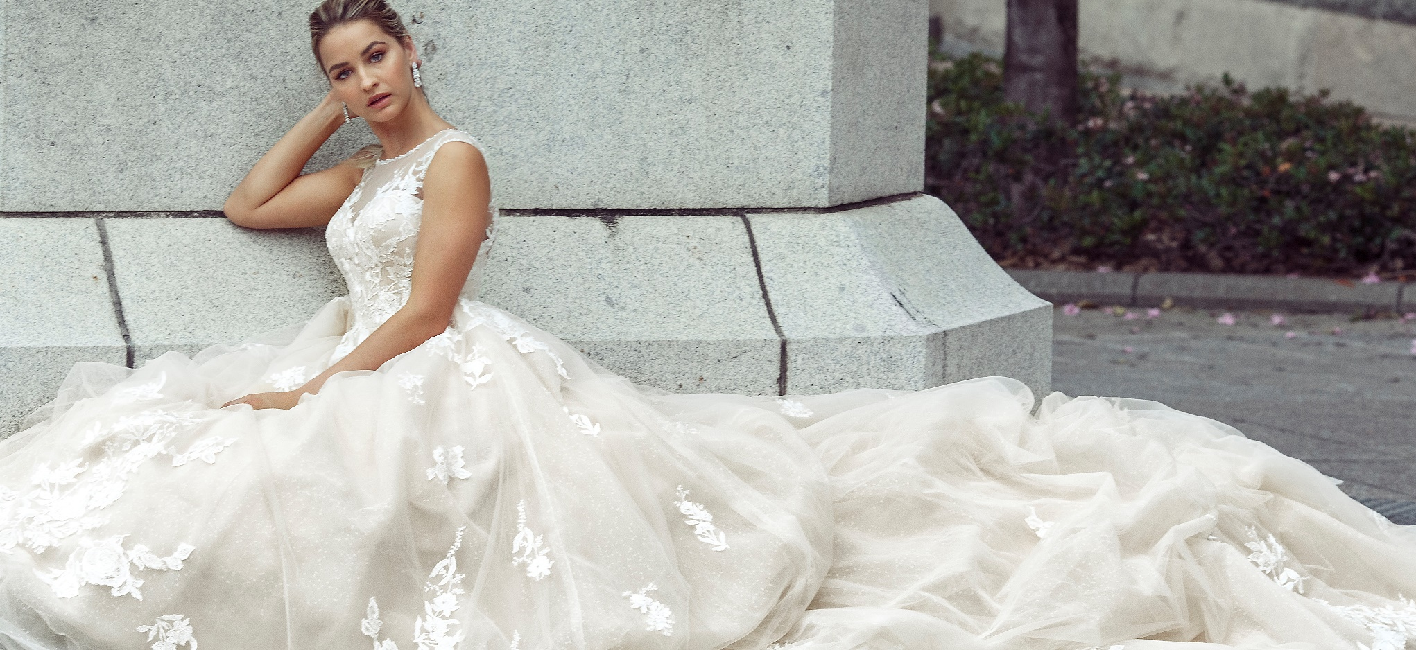Designer Wedding Dresses And Formal Bridal Gowns By Mia Solano