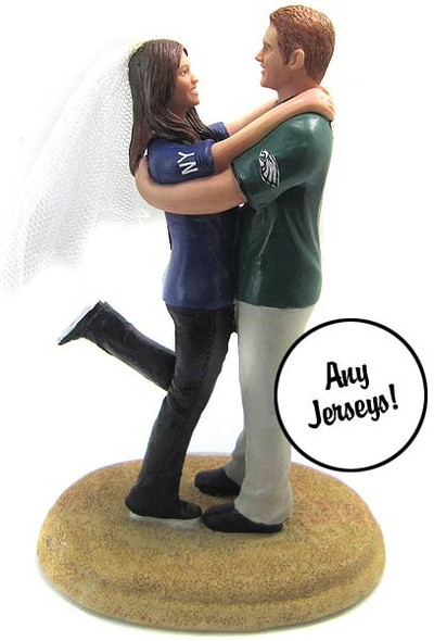 Grooms Cake Toppers