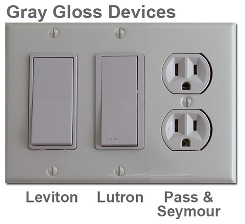 light switches for grey wall switch plates