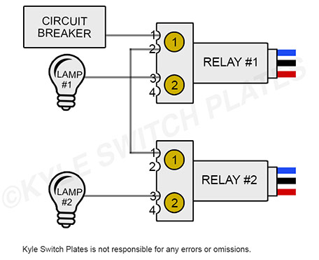 low voltage switches with multiple light wiring schematics