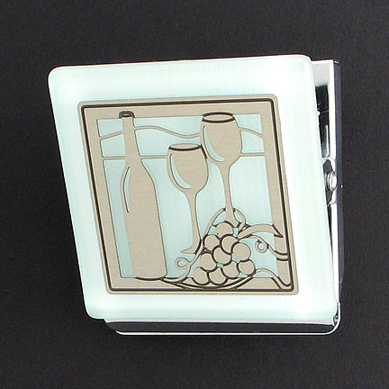 Wine Design Clip Magnets for Fridge