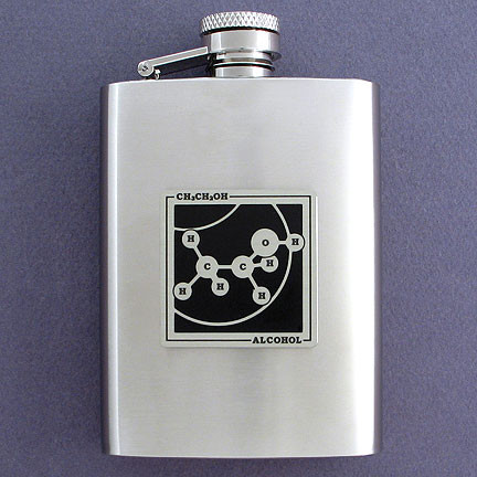 Breaking Bad Halloween Costume Accessory Flask