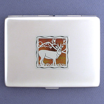 Metal Wallet for Deer Hunting