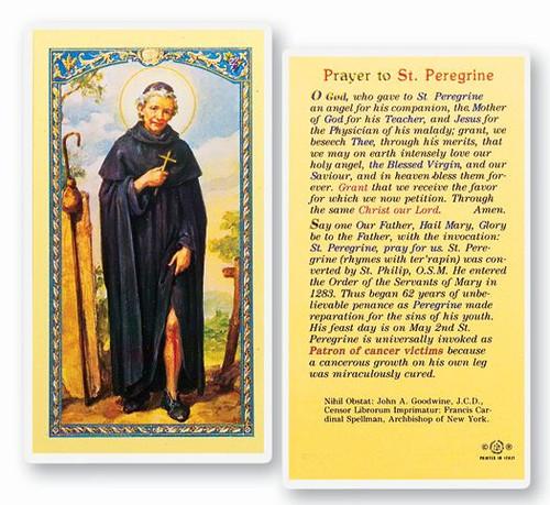 St Peregrine Novena PrayerPatron Saint Of Cancer St