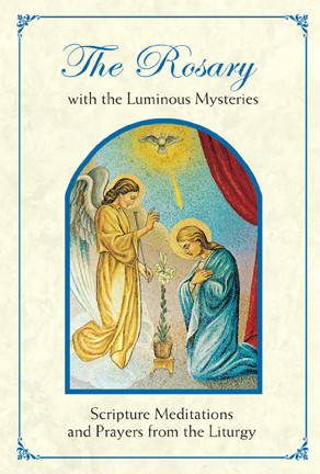 The Rosary Including The Luminous Mysteries In English Or
