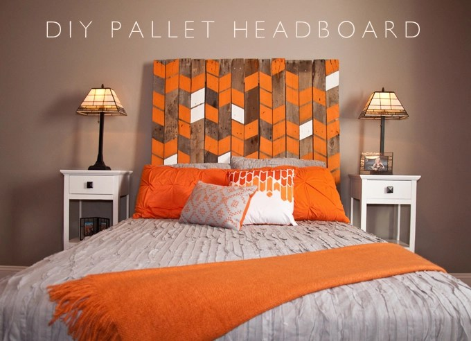 Make A Pallet Headboard For Less Than 15 Uncharted Visions