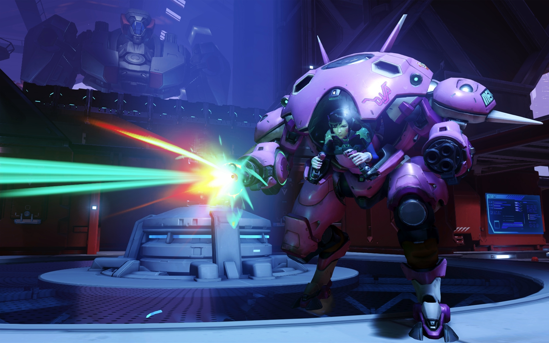 Image result for d.va gameplay