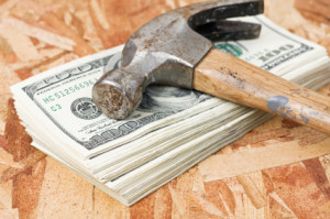 Hammer on cash