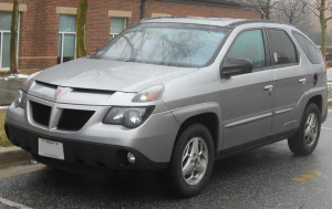 Pontiac Aztek (Source: Wikipedia)