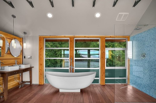 Contemporary Bathtub 6