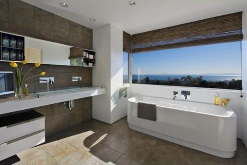 Contemporary Bathtub 2