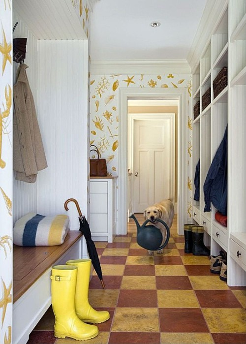 Dig This Trend: Not Your Mama's Wallpaper