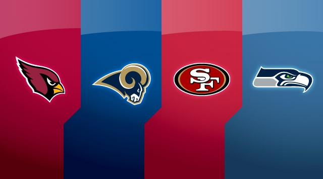 NFC West is best: Seahawks, Cardinals, Rams, 49ers