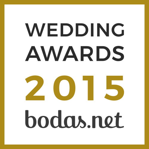 Regina Capdevila, ganador Wedding Awards 2015 bodas.net