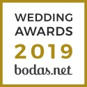 Los Robles Eventos, ganador Wedding Awards 2019 Bodas.net