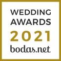 Los Sauces de Olimar, ganador Wedding Awards 2021 Bodas.net