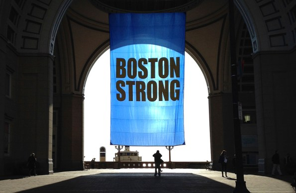 Image result for Boston strong 2014 official banner