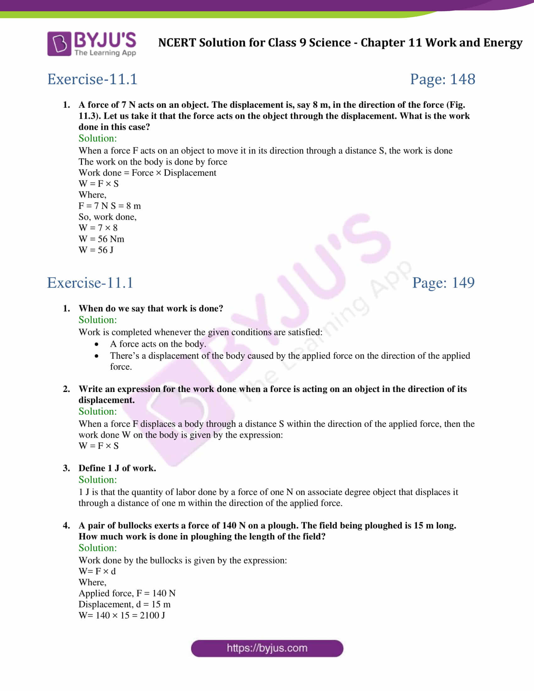 Physics Chapter 12 Thermal Energy Study Guide Answers
