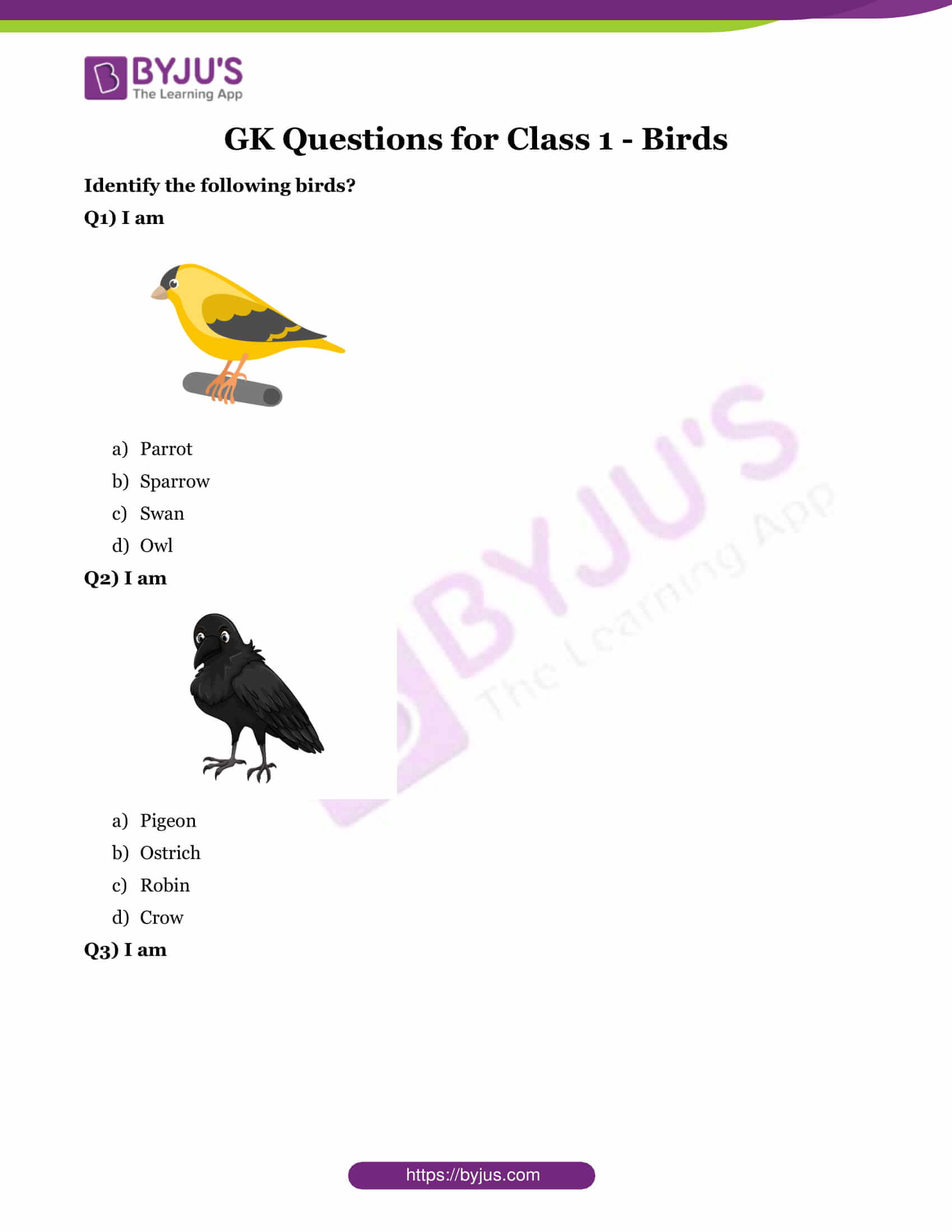 Gk Questions For Class 10