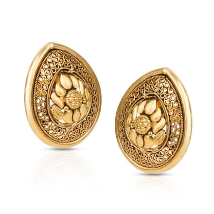 60 Studs And Tops Gold Earrings Designs Buy Studs And