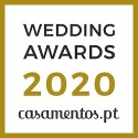 Guida Design de Eventos, vencedor Wedding Awards 2020 Casamentos.pt