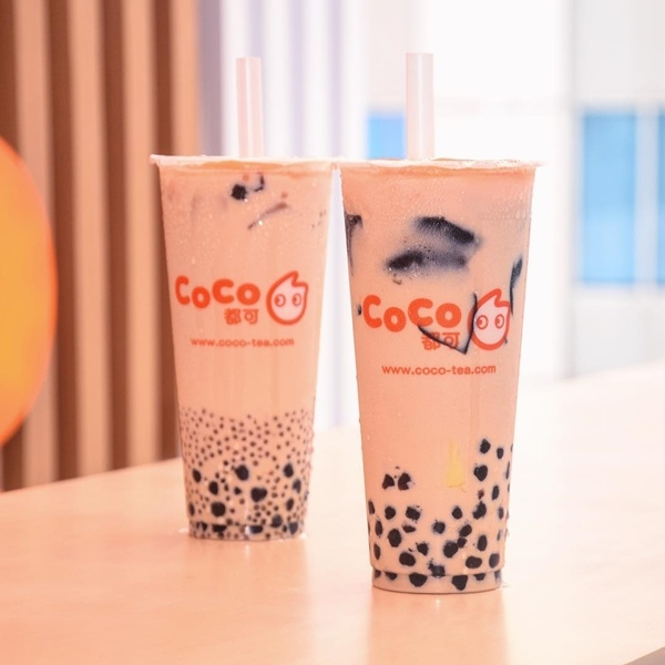 Franchise Tea Milk Cost Coco
