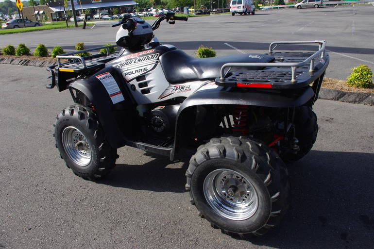 2003 Polaris Sportsman 700 Parts List
