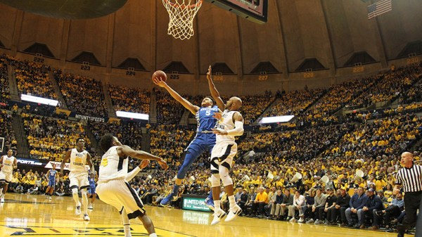 Kentucky Knox off Mountaineers behind freshman's monster ...