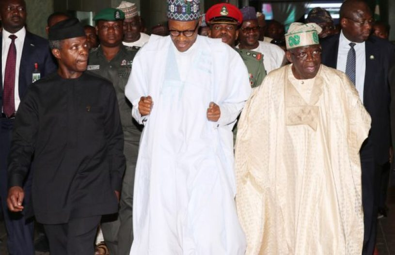EXPOSED!!! YEMI OSINBAJO REVEALS HOW TINUBU FOUGHT TO BECOME BUHARI'S VP (WHAT NIGERIANS DON'T KNOW)