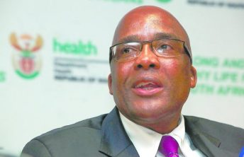 FILE PIC -- 4 August 2011 Minister of Health, Aaron Motsoaledi announces an aggregate reduction of 18% in anti-TB medication and antibiotics, that amounts to a saving of R242million. This follows on a reduction of ARV prices by 53% last year. Photo: Johann Hattingh/ Citizen