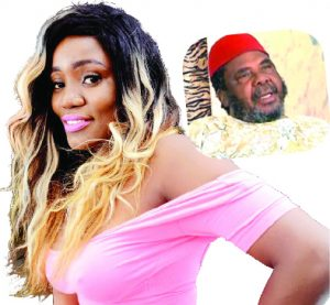 Image result for Nollywood actress, Blessing Brown