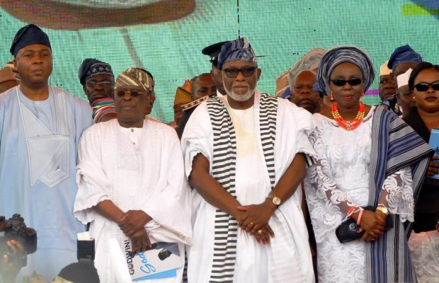 Image result for ondo swearing in