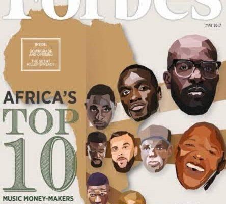10 richest African musicians